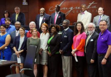 City Arts Grants awardees from 2017