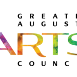 Greater Augusta Arts Council logo full color