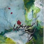 Subconscious Creativity by: Marcee Musgrove, Acrylic,8