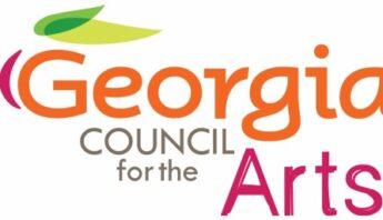 Georgia Council for the Arts Logo